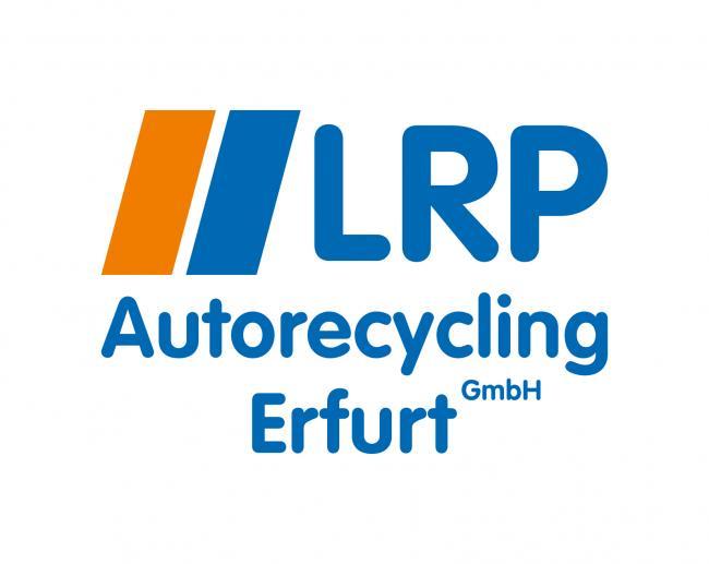 Logo LRP Autorecycling Erfurt GmbH